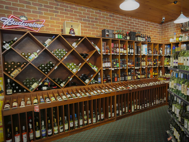 Bottle Shop